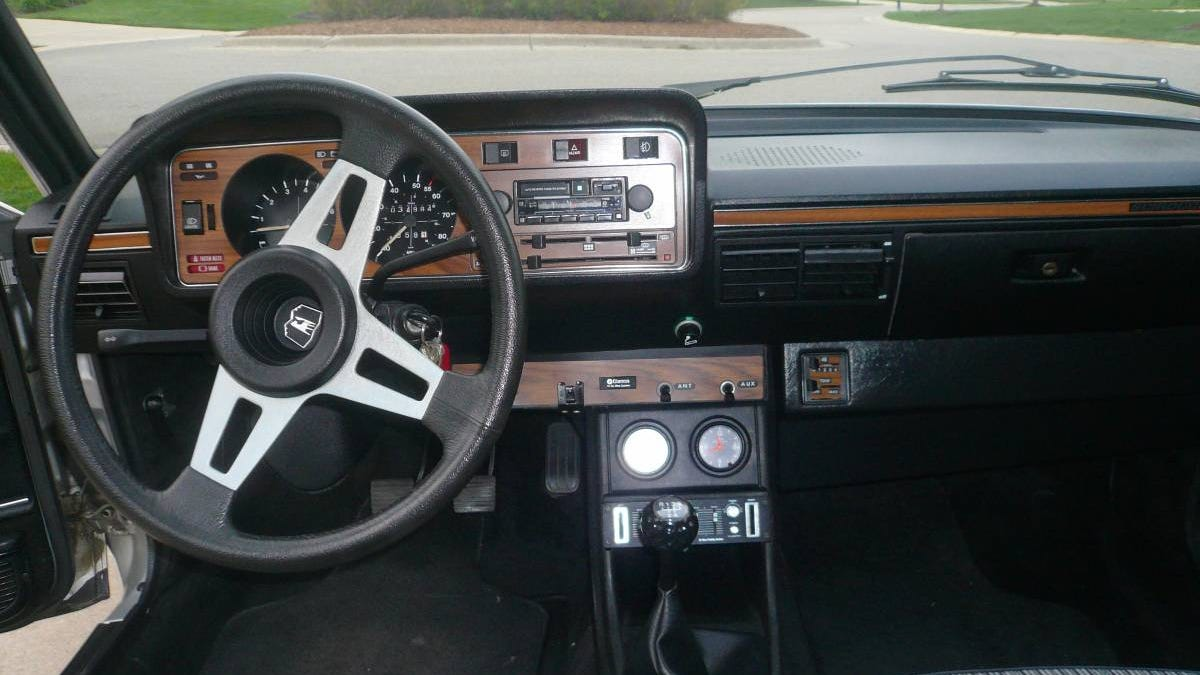 For $9,950, Could This Award Winning 1980 VW Scirocco Also Win Your