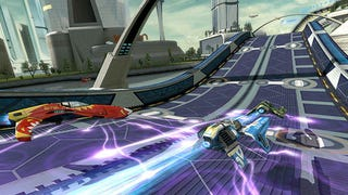 Illustration for article titled WipeOut HD Not Only Priced, But Dated As Well