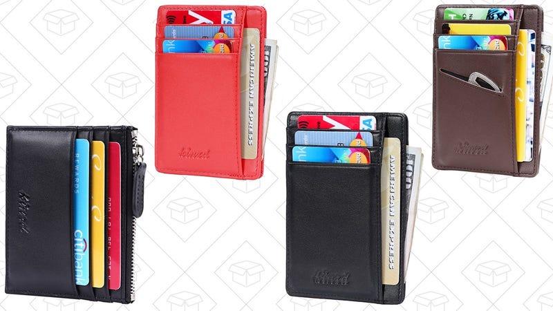 30% off Front Pocket Wallets | Amazon | Promo code KINOFF30