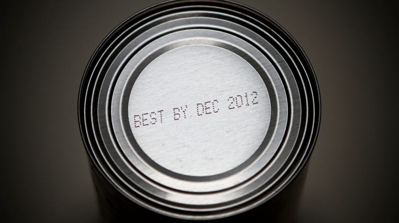 """Illustration for article titled FDA: Please, enough with """"sell by"""" dates"""