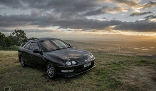 Illustration for article titled Your Ridiculously Awesome Integra Type R Wallpaper Is Here