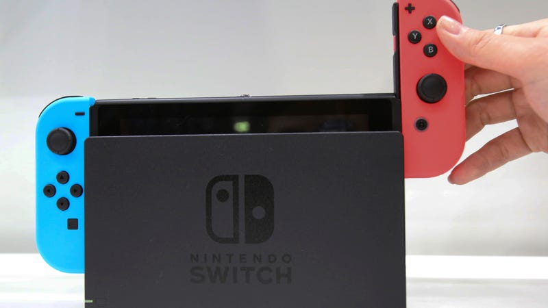 Nintendo Says That Rumored Switch Exchange Deal Is Fake News