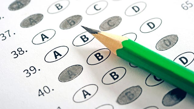 Good News, Teens: Hundreds of SAT Test Questions Have Leaked