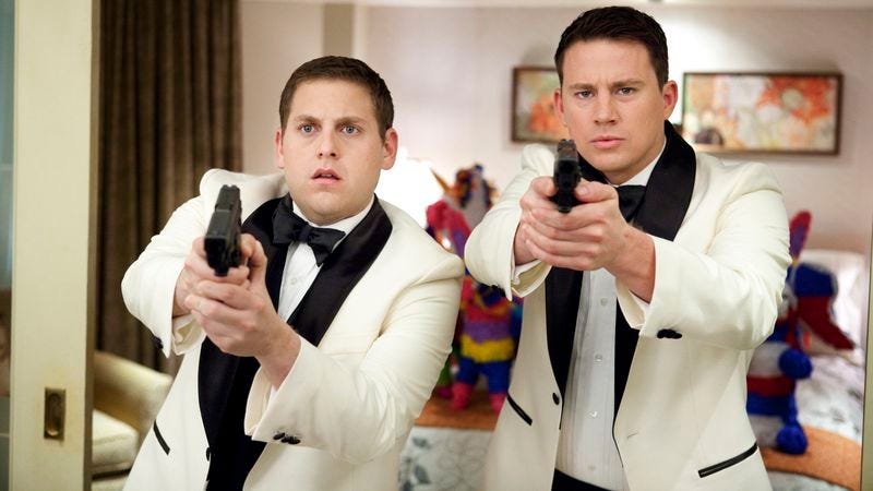 That 21 Jump Streetmen In Black Crossover Is Likely Dead