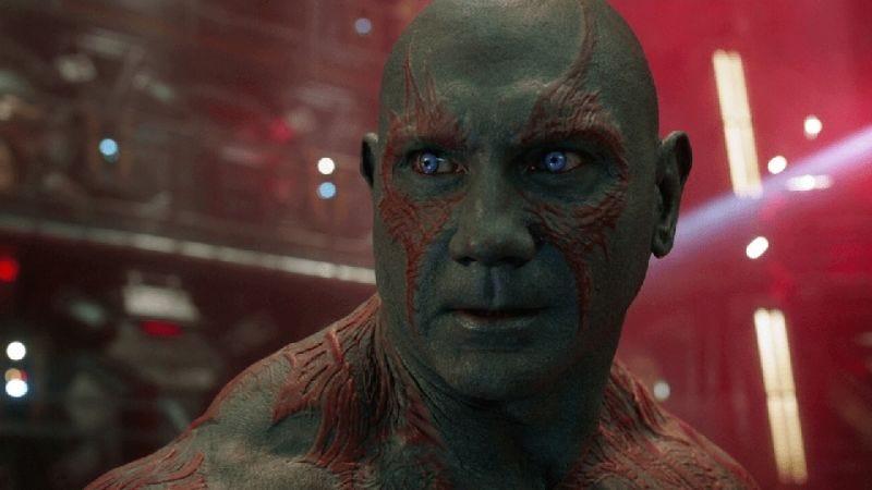 """Illustration for article titled Dave Bautista rompe el silencio sobre su prueba para Guardians of the Galaxy: """"fue una auténtica pesadilla"""""""