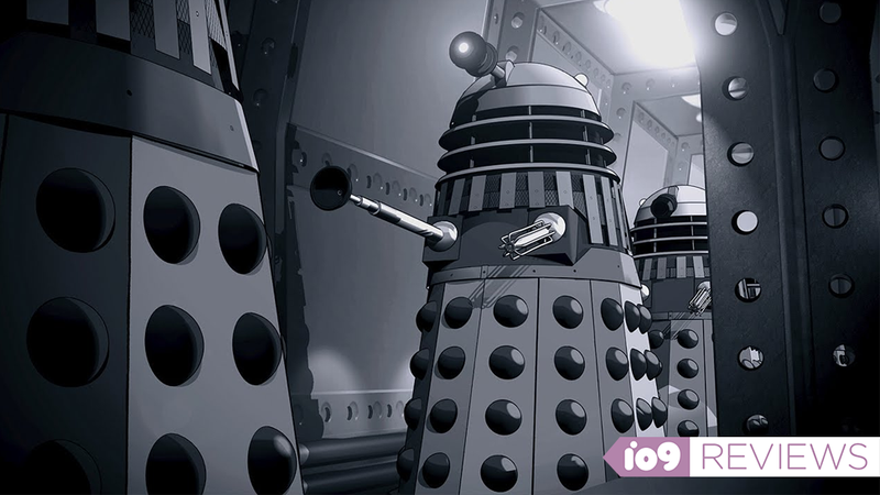 Illustration for article titled 'Power of the Daleks' Is an Amazing Moment in Doctor WhoHistory
