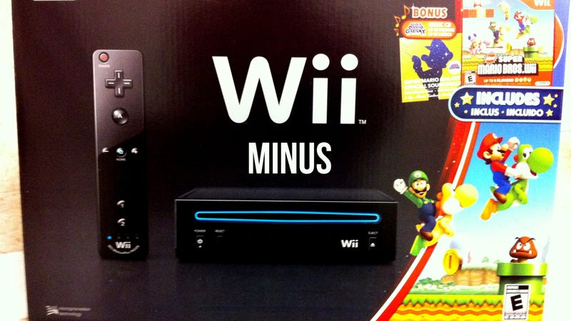 Illustration for article titled Wii Minus
