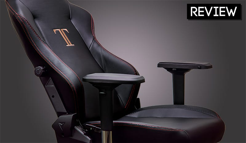 Secretlab titan review a big gaming chair for big gaming people