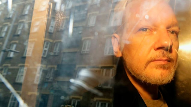 The Buried Truth of a Key Detail Used to Defend Julian Assange