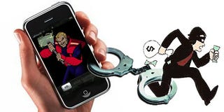 Illustration for article titled Apple Patent Watch: Apple to Turn iPhone and MacBook Into Crime Fighters