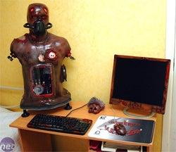 Illustration for article titled 10 Strangest PC Setups