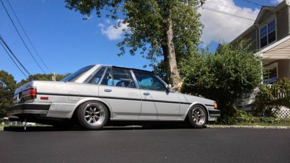 Toyota Cressida Sale Craigslist Trailer Wiring 1985 For This Packs A Punch 1200x675