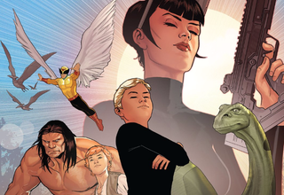 Future Quest Is Creating a Fun New Superhero Universe for Hanna-Barbera's Action Heroes