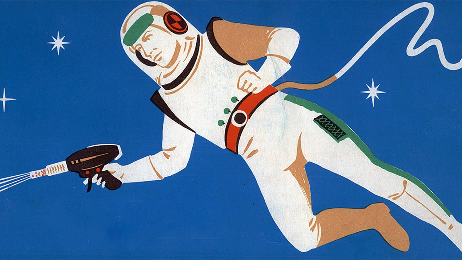 Todas las armas que los astronautas han llevado al espacio en la historia