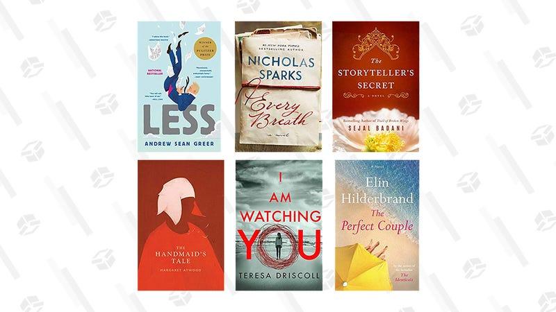 Kindle Bestseller Gold Box | Amazon