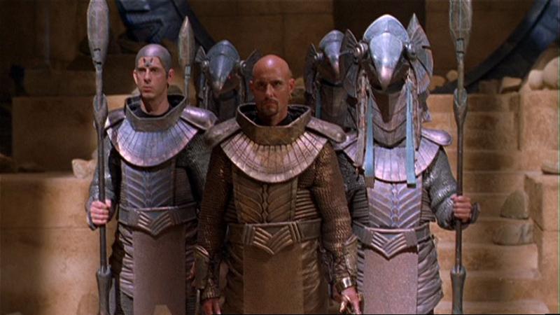 Illustration for article titled Stargate: SG-1 Rewatch - Season 2, Episode 9Secretsand Episode 10Bane