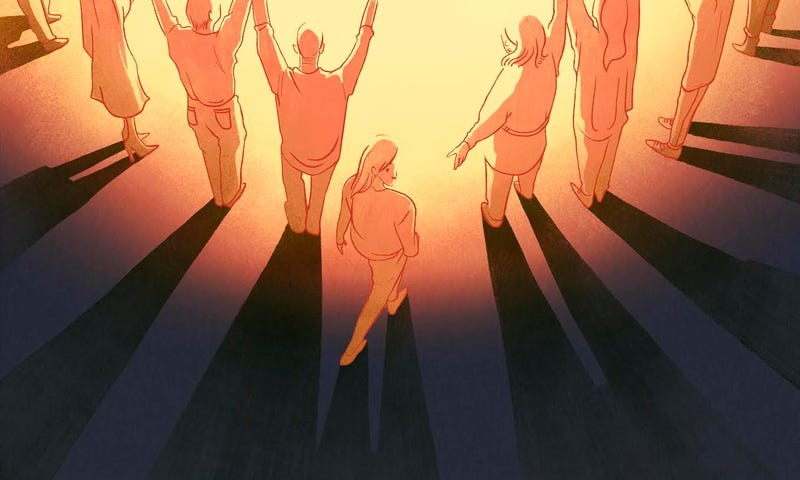 Illustration for article titled This Is a Good Story About Growing Up Evangelical