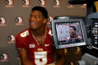 Illustration for article titled Cops Covered Up Jameis Winston Case, Accuser's Family Says