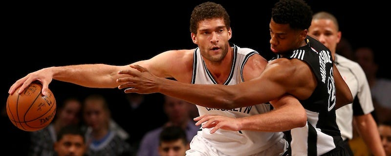Illustration for article titled Brook Lopez's Star WarsExperience Was Kind Of A Bummer