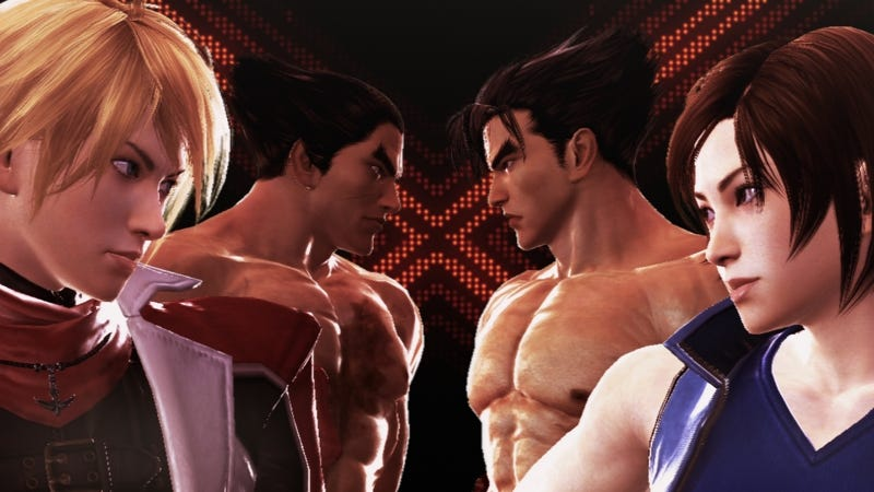 Illustration for article titled Tekken Tag Tournament 2 Revealed!