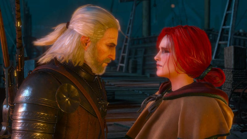 Illustration for article titled My Issues With Relationships Ruined A Witcher 3 Playthrough