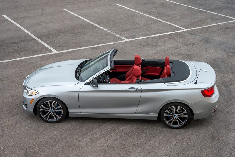 Bmw 228i Convertible >> 2015 Bmw 228i Convertible Exactly What You Expect And That S Good