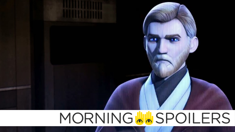 Illustration for article titled Are the MainStar WarsMovies Not Done With Obi-Wan Kenobi?