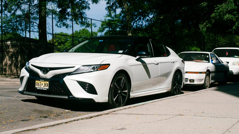 Look At This Nearly $40,000 Camry With 300 Horsepower