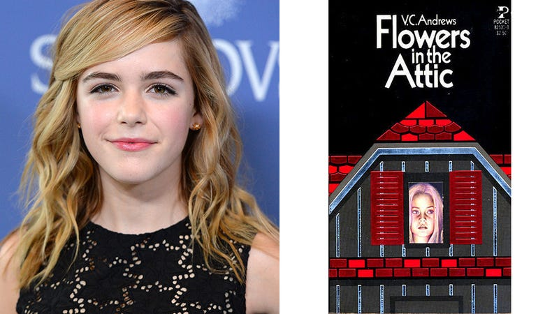Kiernan Shipka Joins Lifetime S Flowers In The Attic