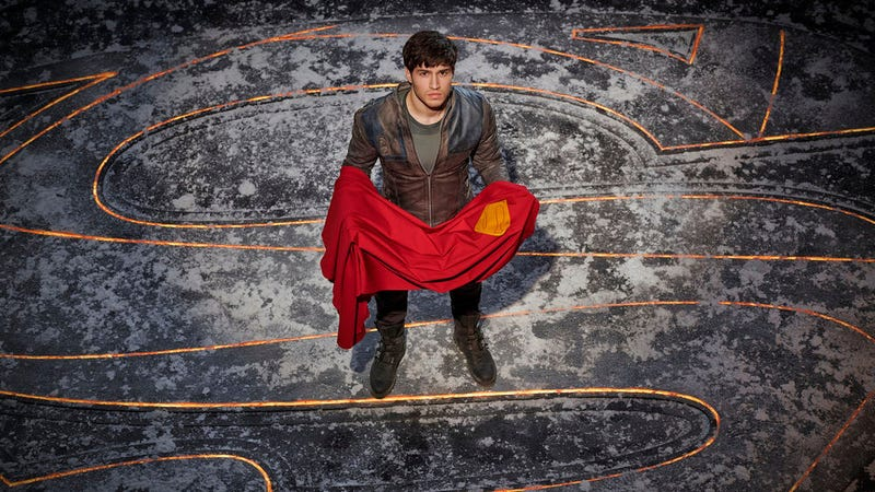 Illustration for article titled Superman prequel Krypton begins with a story from long ago and far away