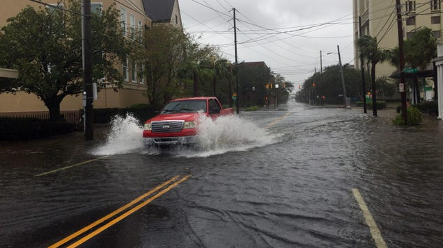 City of Charleston Sues 24 Oil and Pipeline Firms  Directly Responsible  for Chronic Floods