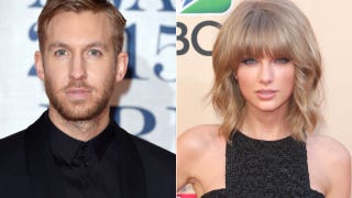 Illustration for article titled Calvin Harris Would Be Lucky If Taylor Swift Wrote a Song About Him