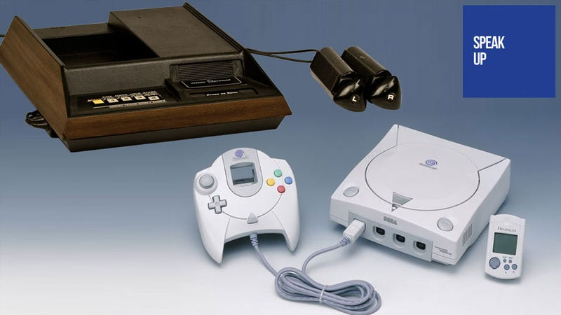 Illustration for article titled When Does a Game Console Go Retro?