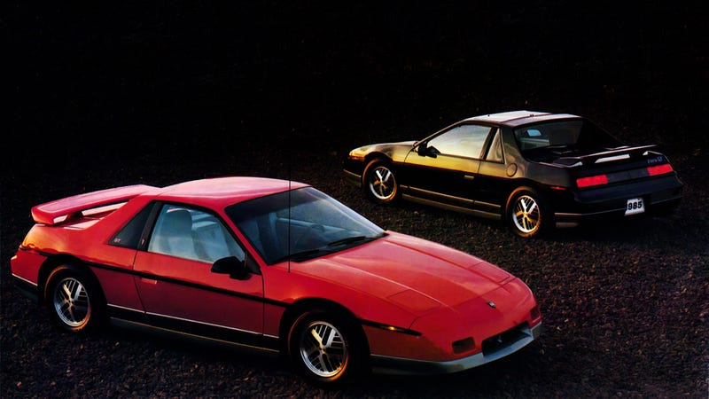Illustration for article titled Bring Back The Fiero