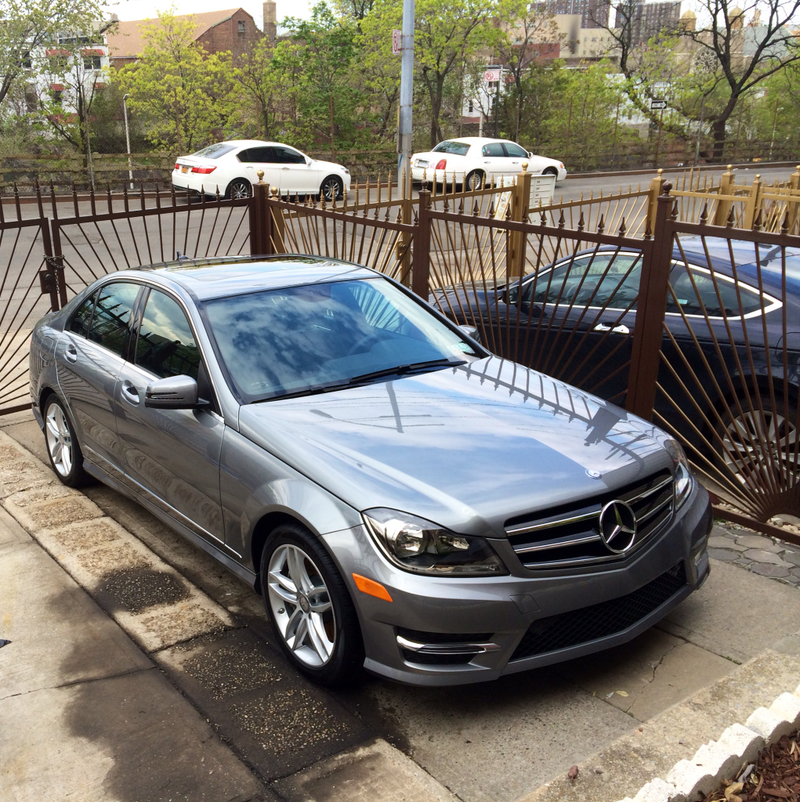 2014 Used Mercedes-Benz C-Class 4dr Sedan C300 Sport 4MATIC at ...