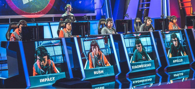 Illustration for article titled League Of Legends Team Is Selling Its Spot In Next Year's Championship Series