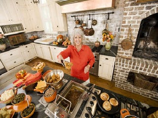 Paula Deen, Southern cooking queen (Google Images)