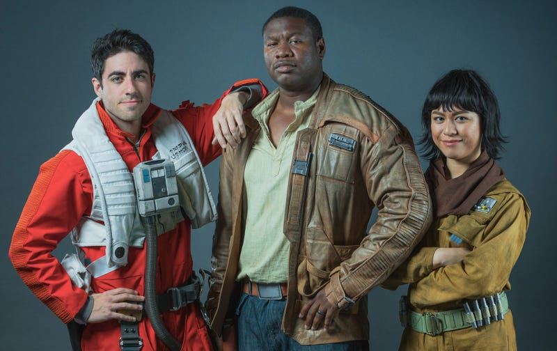 Illustration for article titled Here's Some Real Good Star Wars: The Last Jedi Cosplay