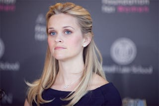 Illustration for article titled Reese Witherspoon ______s With Her Eyes