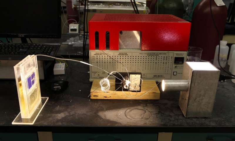 Solar Capture Technique Turns CO2 Into Burnable Fuel