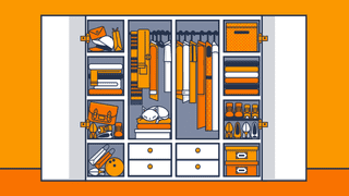 Illustration for article titled How to Turn Your Closet into a Temple of Organization