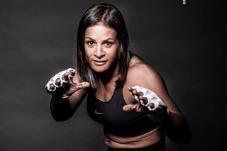 Illustration for article titled NPR Interview with Fallon Fox