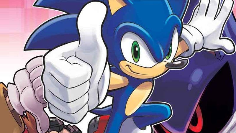Illustration for article titled Want to Know What's Going to Happen In Sonic 4, Episode 2? Then You Should Pick Up Archie Comics' Sonic Super Special #3