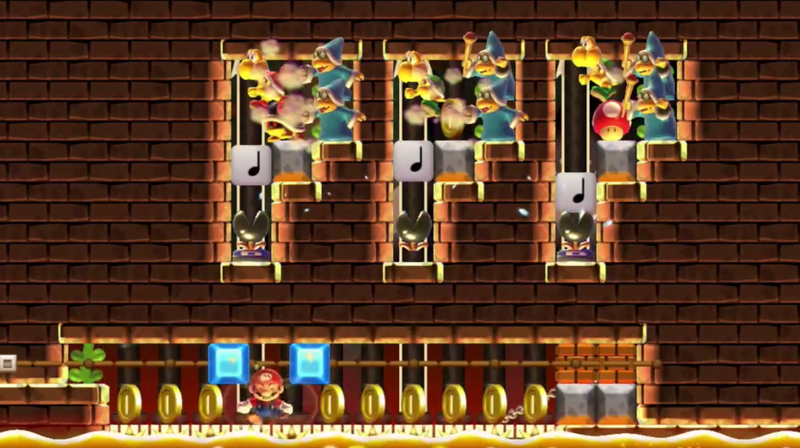 Illustration for article titled Odds Of Beating A Particularly Devious Mario Maker Level Are 1 In 7.5 Million