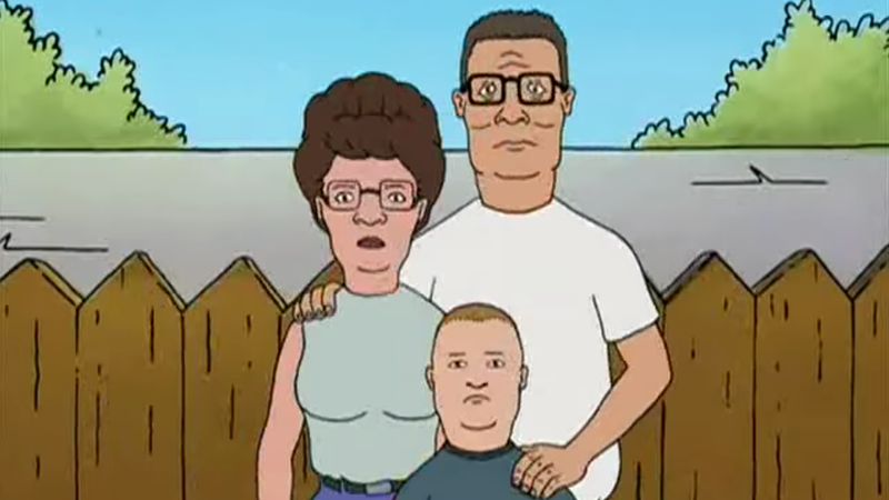 Illustration for article titled Dang it, Bobby: King Of The Hill's on Comedy Central now