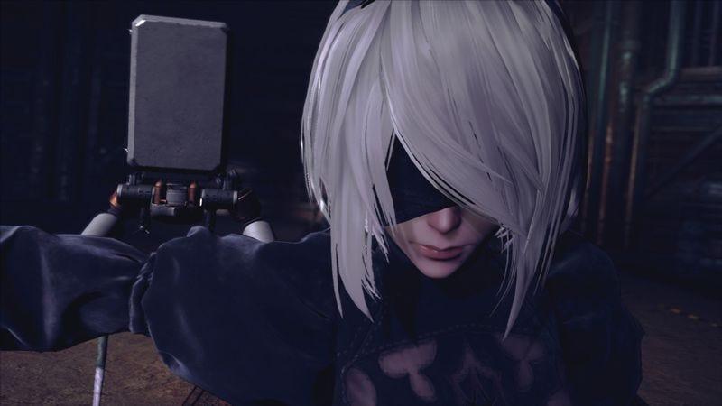 Screenshot: Nier: Automata/Square Enix