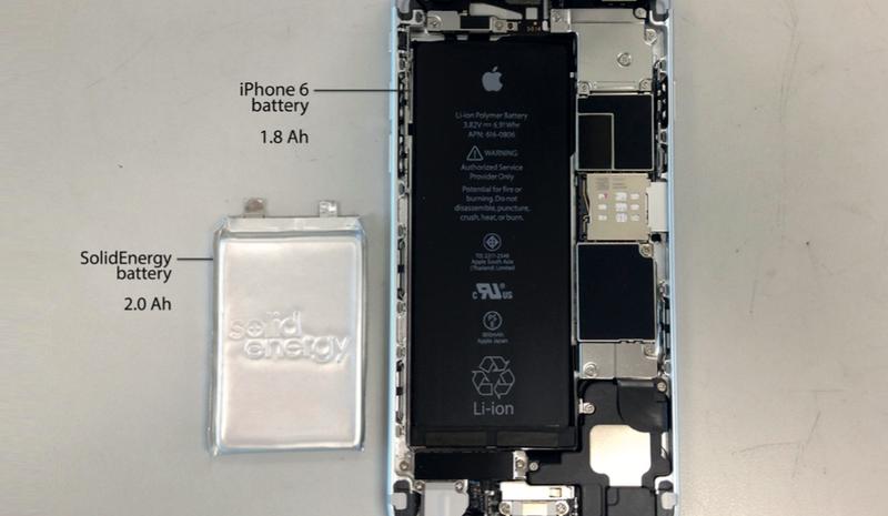 Illustration for article titled Esta batería del MIT le dará el doble de autonomía a tu próximo smartphone en 2017