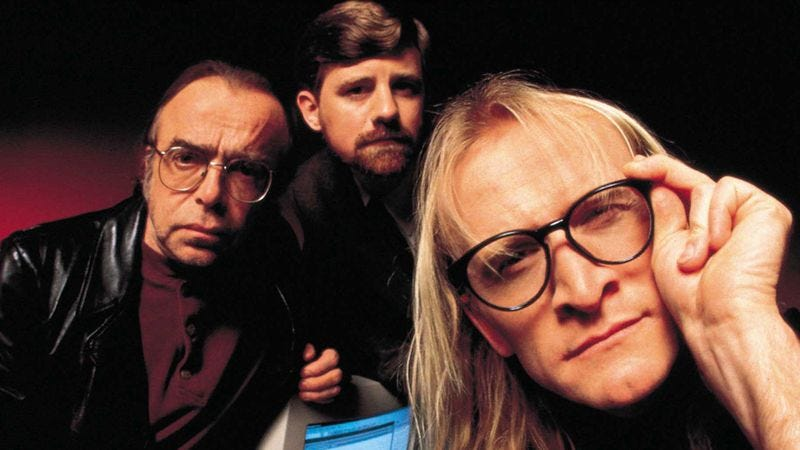 Illustration for article titled The Lone Gunmen never found its target