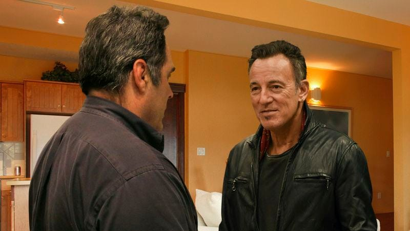 Over the past five decades, John Gilman has told his friend Bruce Springsteen 17 times that he would be unable to attend one of his shows due to a nasty cold that's been going around the office.