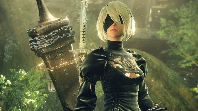 Screenshot: Nier: Automata/Square Enix